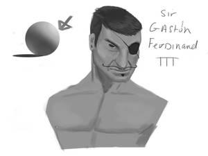 Eyepatch Gaston