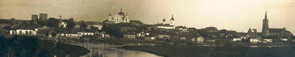 Panorama of Lutsk(Ukraine) 1920-1939 by ArthurGautama