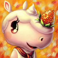 Animal Crossing: Merengue by Cortoony