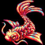 Koi Fish by Cortoony