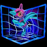 Porygon-Z used Trick Room