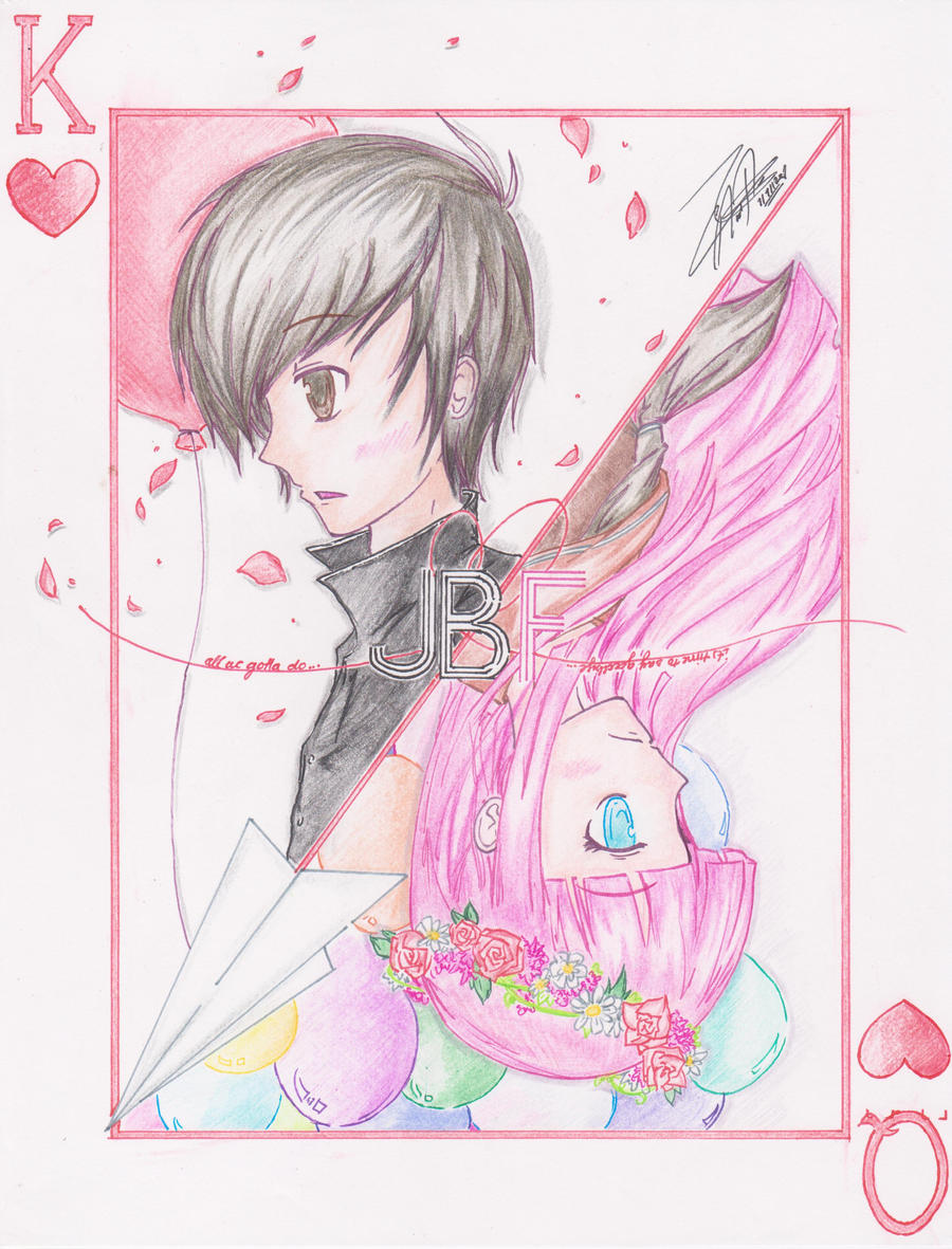 king and queen of broken hearts by RaynebouNiji on DeviantArt