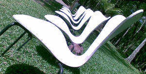 Chairs' organic curves by peve