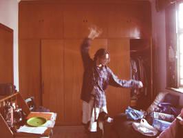 Upper-closet Adventures I by peve