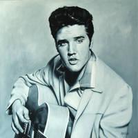 Elvis Presley by agusgusart