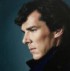 Sherlock by agusgusart