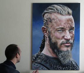 Ragnar by agusgusart