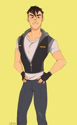 18 y/o Shiro the hero!