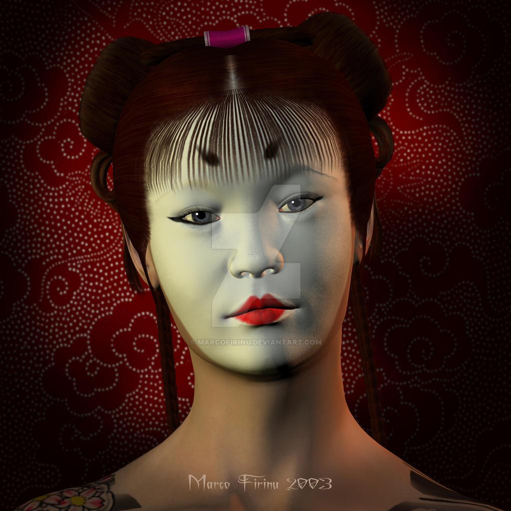 Sumi - portrait