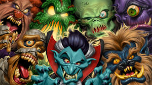 Monsters Galore