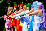 Mermaid Melody Princesses