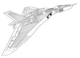 Avro Vulcan B2 by hod05