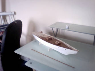 model yacht construction 2