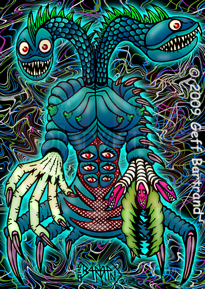 Creature Madness by Dr-Twistid