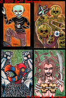 4x6 cards part 2 by Dr-Twistid