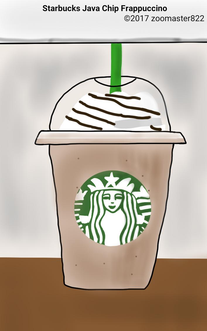 Starbucks Java Chip Frappuccino by SmartCookieMan756