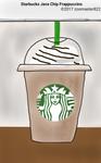 Starbucks Java Chip Frappuccino by FrankCookiefox