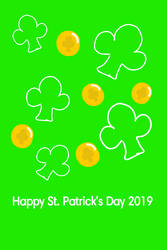 Happy St. Patrick's Day 2019 by Frank-Cookieman
