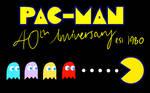 Pac-Man's 40th Anniversary!