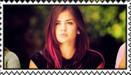Aria Montogomery Stamp by BeastWitch