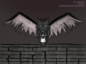 Speedpaint: Gargoyle