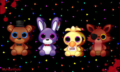 Fnaf! by MyHeartGold