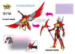 DXZ 7KW: Condormon