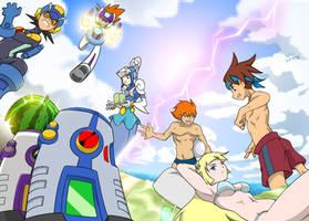 Rock Miyabi's 2016 Megaman Summer Contest Entry