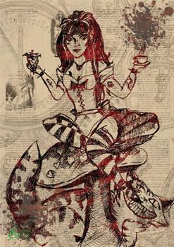 Alice Bloodstain