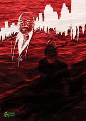 Daredevil and Kingpin