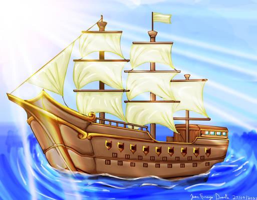 Classic Ship
