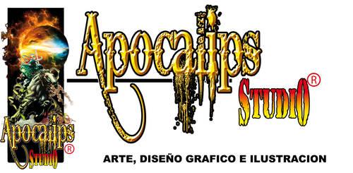 logo apocalips studio by Apocalipsstudio