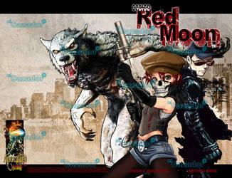 red moon by Apocalipsstudio