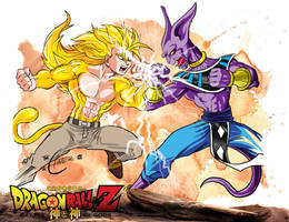 battle of gods 2 by the hunter Apocalips-Studio