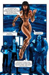 jaguar sagrado vol 2 Pagina 17 by Apocalipsstudio