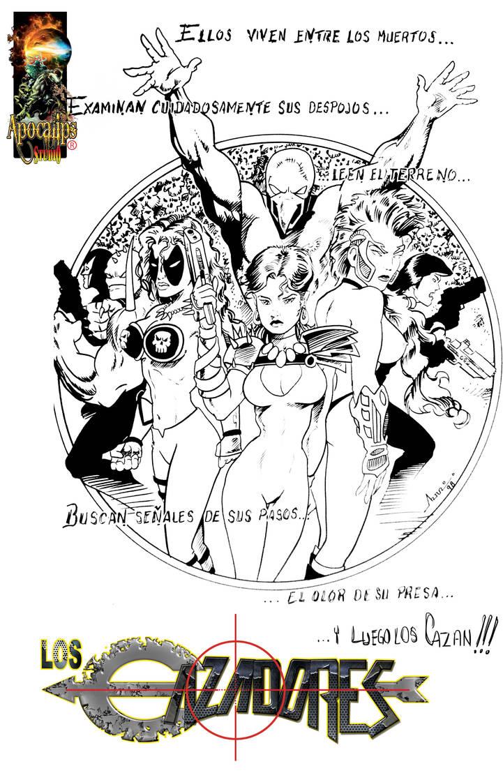 Los Cazadores By Apocalipsstudio 1998 by Apocalipsstudio