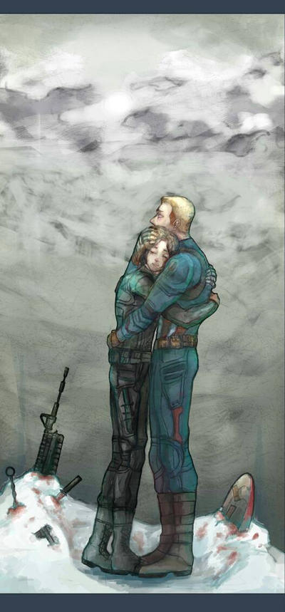 Stucky  by movingbanana