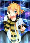 VOCALOID: Kagamine Len by SquChan