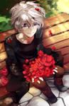 Kaworu Nagisa - Neon Genesis Evangelion