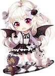 Chibi commission to Liliorl