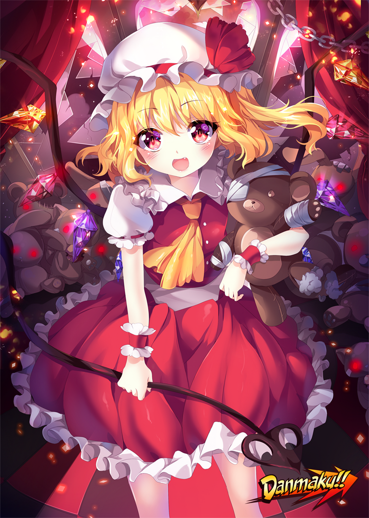 Flandre Scarlet by SquChan