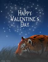 Happy Valentines Day by Borah
