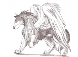 Guardian Spirit by Borah