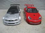 Porsche vs BMW 3