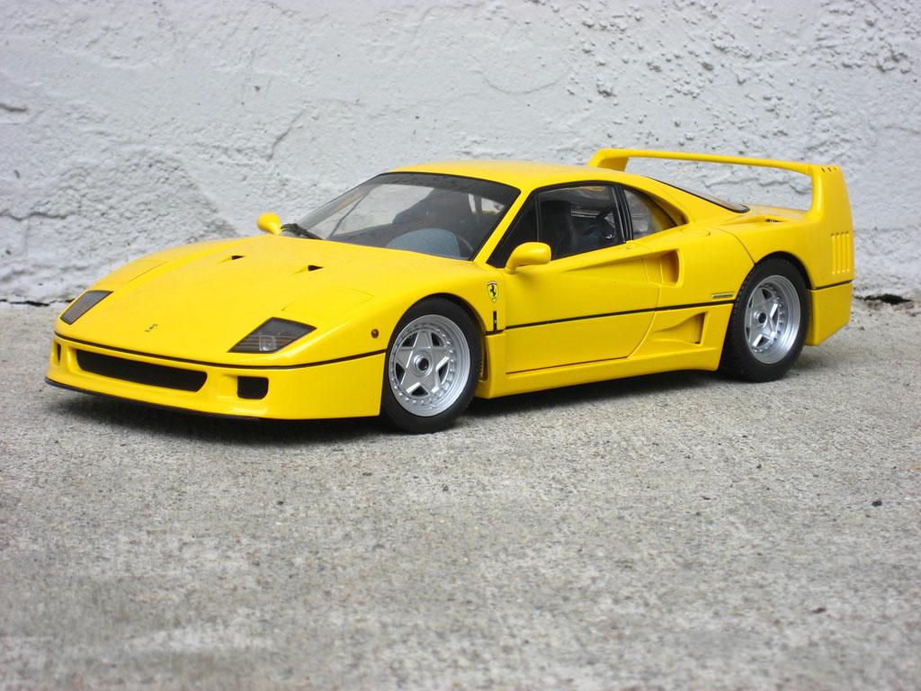 Ferrari F40 00 by Venom800TT on DeviantArt