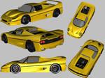 Ferrari F50 WIP 1