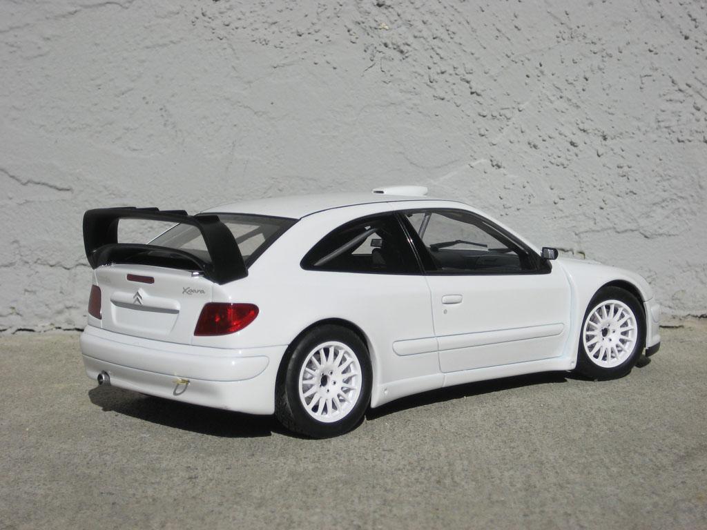 Citroen Xsara WRC 02 by