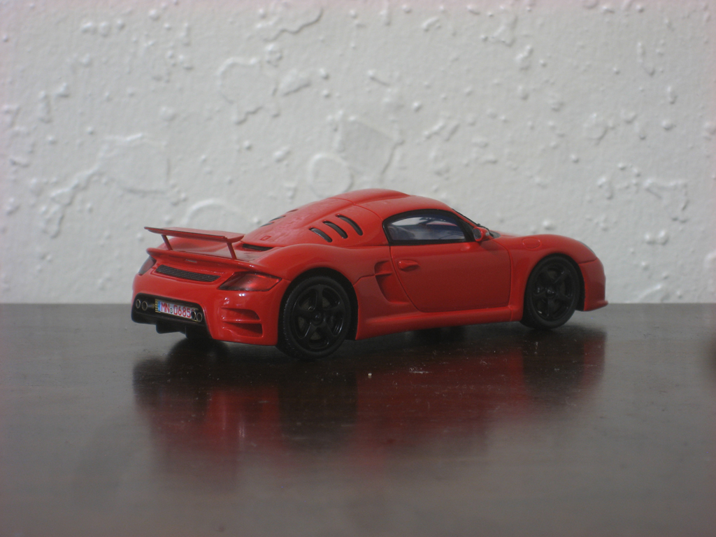 Ruf CTR3 02 by *Venom800TT on