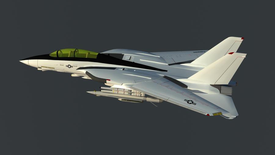 F-14E Render 3 by Venom800TT