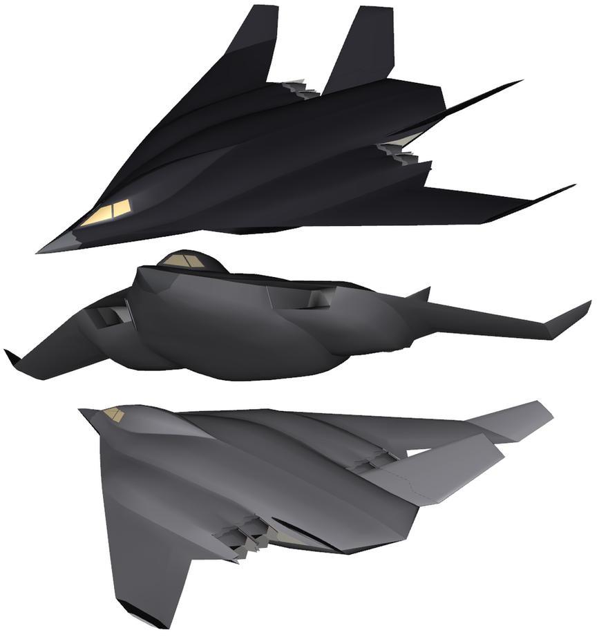 MV-27A Pegasus WIP 01 by Venom800TT